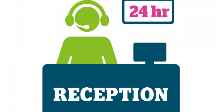 GP reception