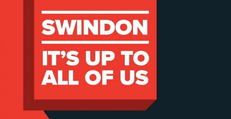 Swindon its up to all of us logo