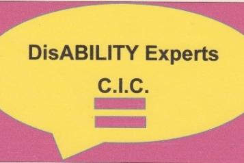 DisAbility CIC logo