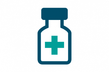 inforgraphic of a bottle of medication
