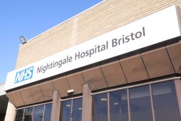 NHS Nightingale Hospital Bristol
