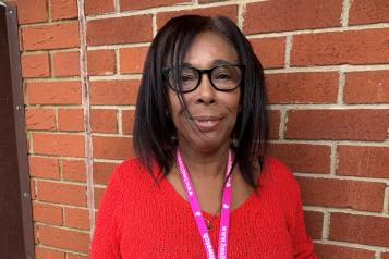 Norma Thompson - Healthwatch Swindon volunteer