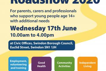 Preparing for Adulthood Transitions Roadshow